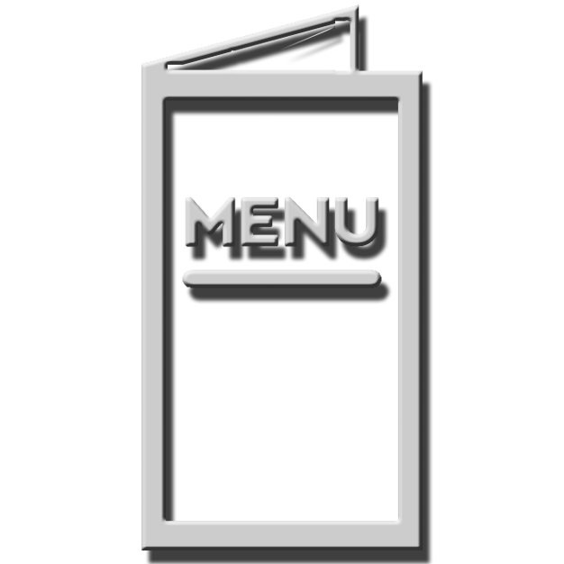 Download our menu as pdf