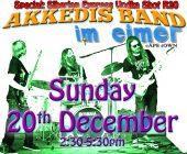 live: Akkedis 6.December