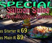 Salmon On Extra Menu