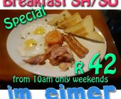 New: Breakfast On Weekends