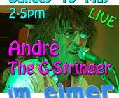 live: Andrè The G-Stringer 16th May