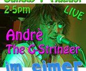 live: Andrè, The G-Stringer 1st August