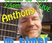 live: Anthony 26th September
